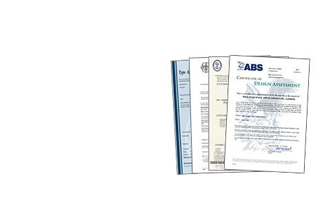DSAS Mk2 Type Approval